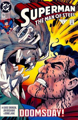 Superman Man of Steel 19