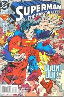 Superman Man of Steel 27