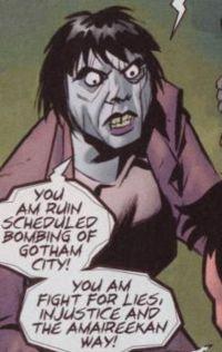 Bizarro Lois