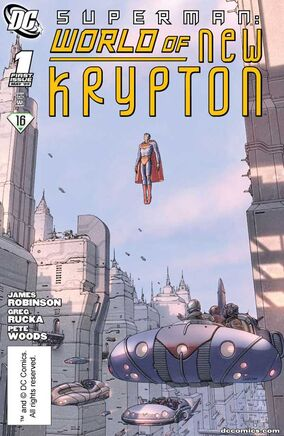 World of New Krypton