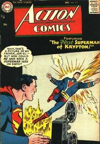 Action Comics Issue 223