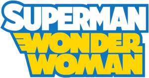 Superman-Wonder Woman logo
