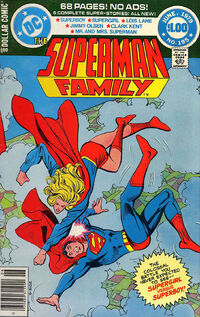 Superman Family 195