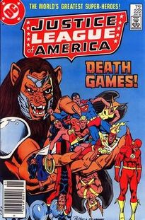 Justice League of America Vol 1 222