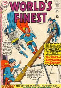 World's Finest Comics 154