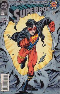 Superboy Vol 4 0