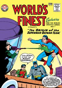 World's Finest Comics 094