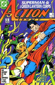 Action Comics 589