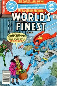 World's Finest Comics 257