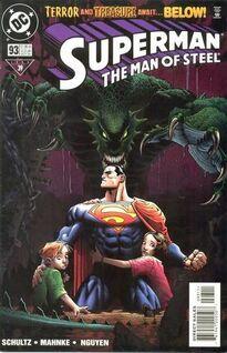 Superman Man of Steel 93