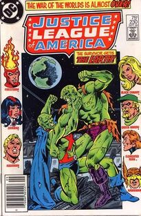Justice League of America Vol 1 230