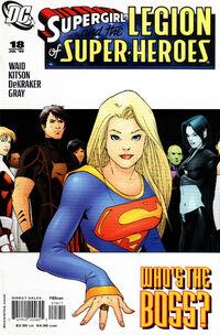 Supergirl Legion 18