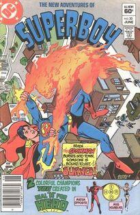 Superboy 1980 30