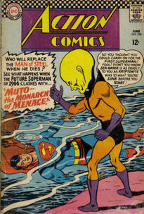 Action Comics Issue 338