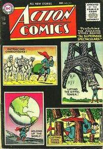 Action Comics Issue 211