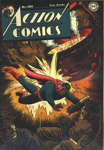 Action Comics Issue 108