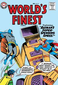 World's Finest Comics 099