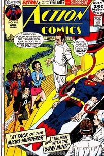 Action Comics Issue 403