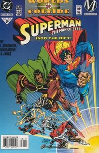 Superman Man of Steel 36