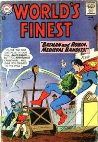 World's Finest Comics 132