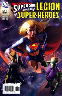 Supergirl Legion 32