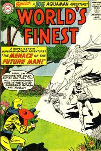 World's Finest Comics 135