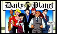 Daily Planet Batman Strikes 01