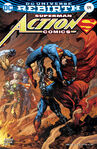 Action Comics 979 variant