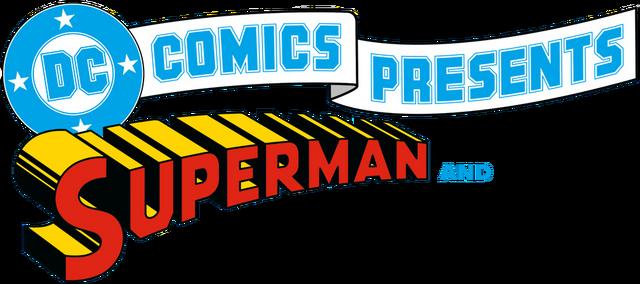 File:DC Comics Presents logo.png