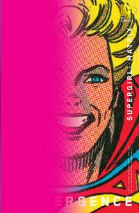 Convergence Supergirl Matrix Vol 1 2 Variant