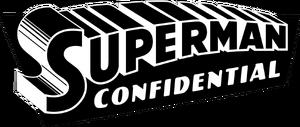 Superman Confidential logo