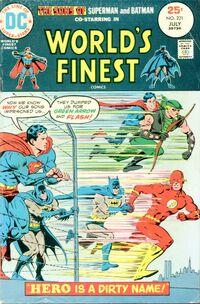 World's Finest Comics 231