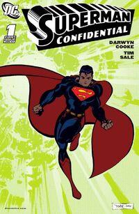 Superman Confidential 01