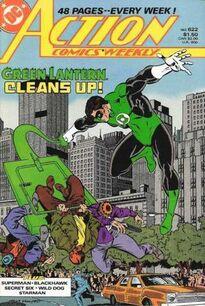 Action Comics Weekly 622