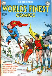 World's Finest Comics 057