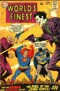 World's Finest Comics 177
