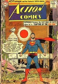 Action Comics Issue 300