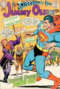 Supermans Pal Jimmy Olsen 118