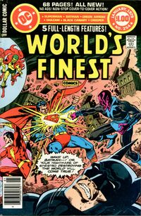 World's Finest Comics 254