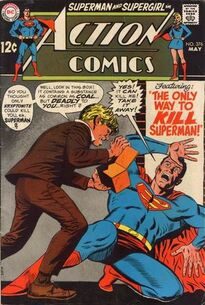 Action Comics Issue 376