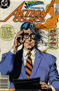 Action Comics Issue 571