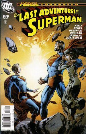 Adventures of Superman 649