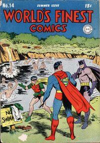 World's Finest Comics 014