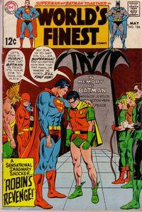 World's Finest Comics 184