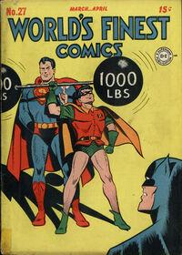 World's Finest Comics 027