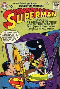Superman Vol 1 113