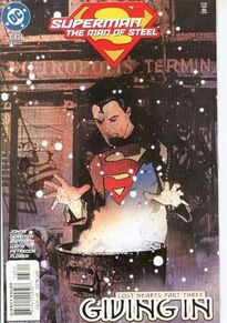 Superman Man of Steel 133