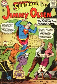 Supermans Pal Jimmy Olsen 081