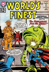 World's Finest Comics 127