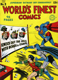 World's Finest Comics 009